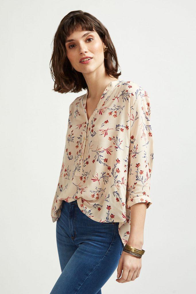 camisas estampadas mujer Cuesta blanca verano 2021