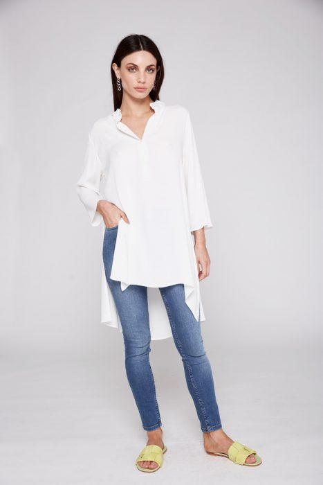 camisola blanca naima verano 2021