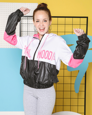 campera impermeable teenager combustion love verano 2021