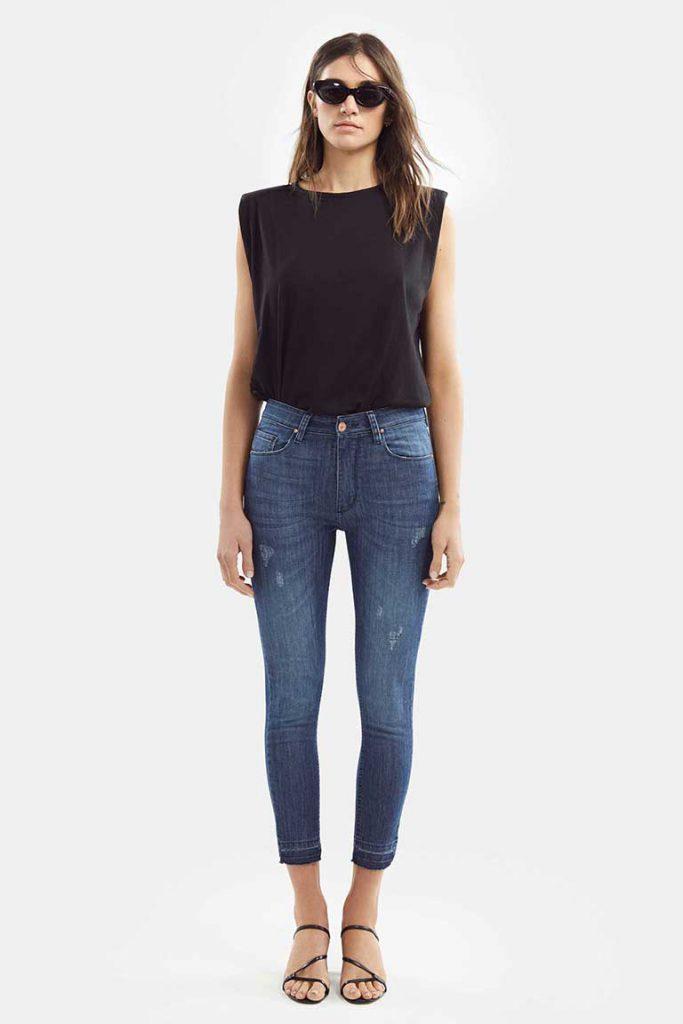 chupin Adicta jeans verano 2021
