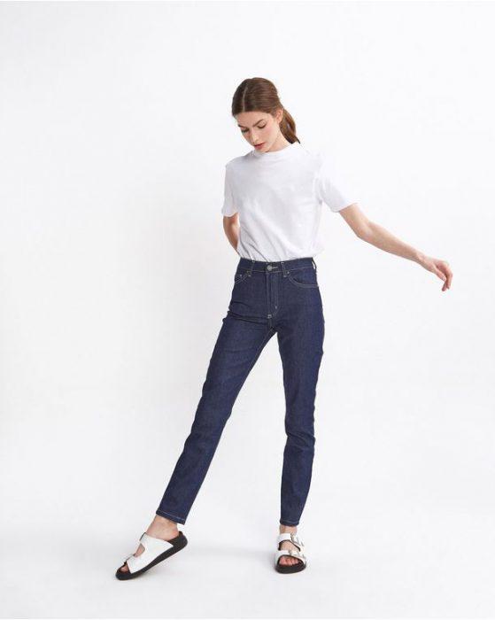 jeans chupin Desiderata verano 2021