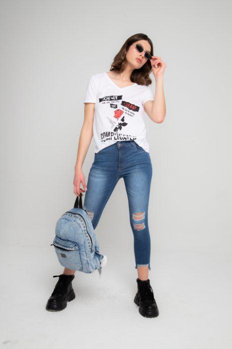 jeans con roturas union good verano 2021