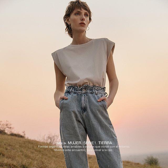 jeans mum Le Utthe primavera verano 2021