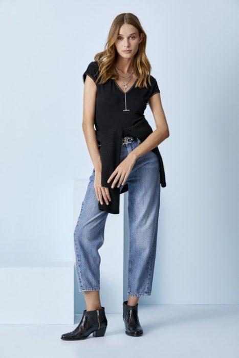 Jeans De Moda Primavera Verano 2021 Colecciones Y Catalogos Verano 2021 Ropa Mujer