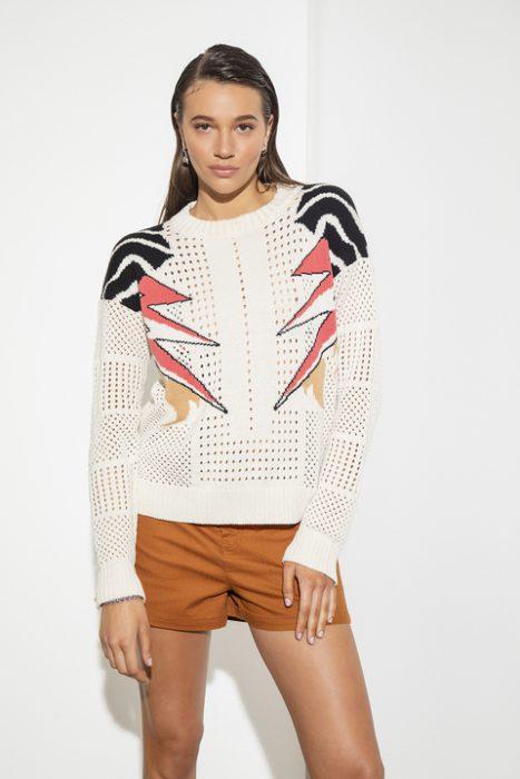 look con short y sweater doll store verano 2021