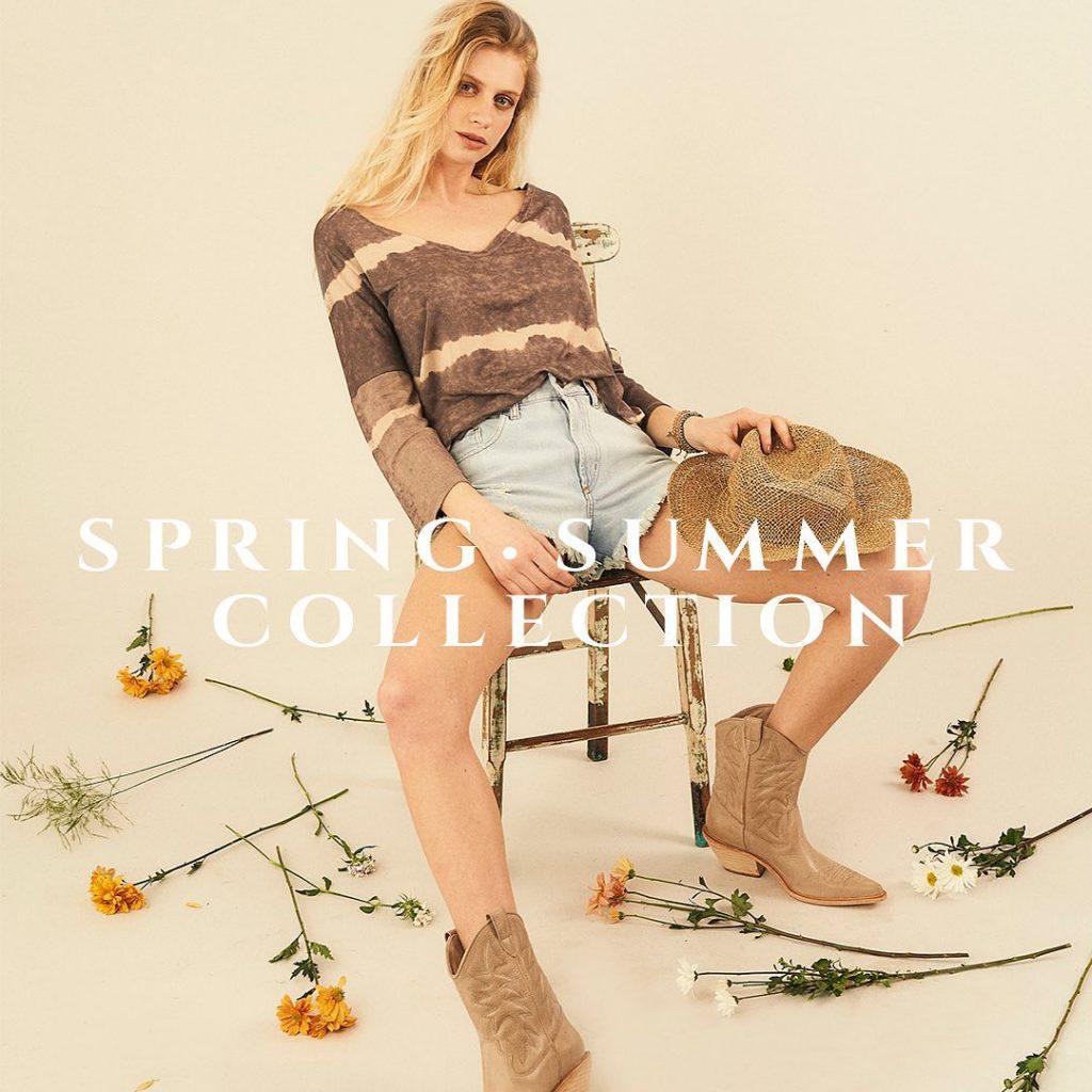 outfit boho chic verano 2021 bendito pie