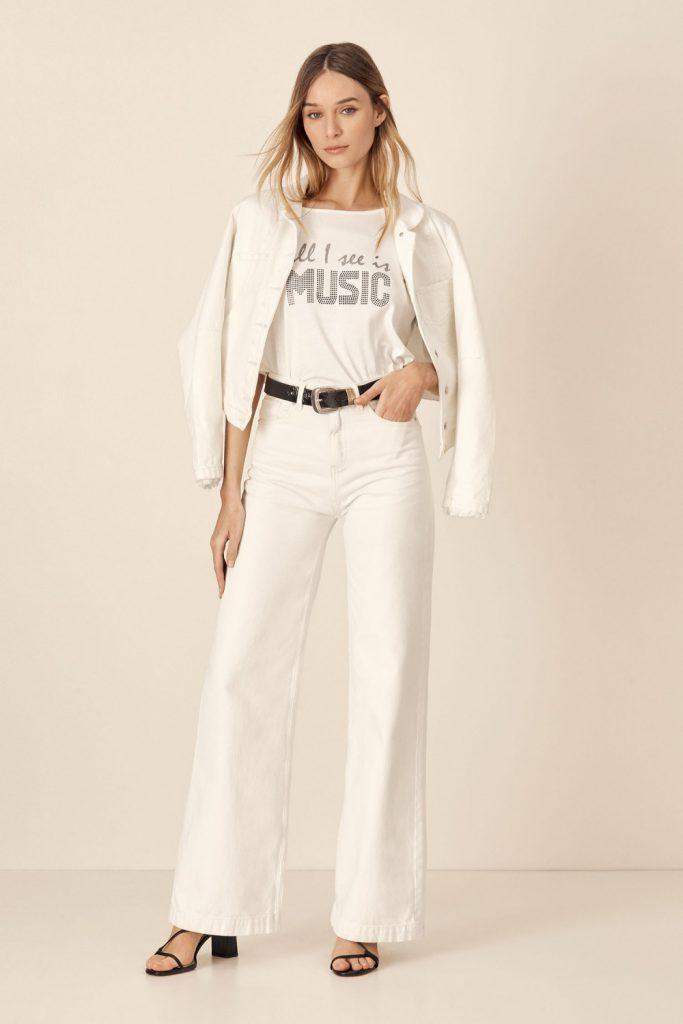 pantalon blanco tucci verano 2021