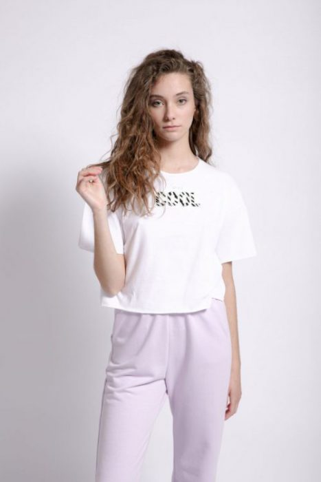 pantalon deportivo lila verano 2021 Kimeika