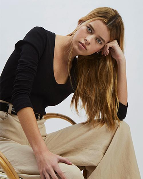 pantalones de vestir de lino Awada verano 2021