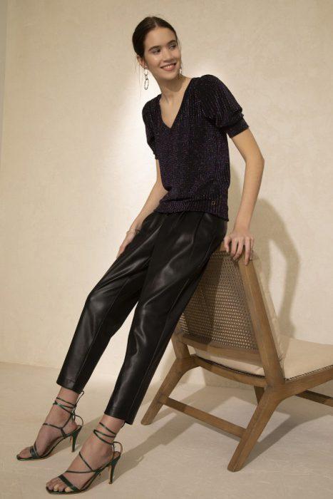 pantalones engomados mujer vitamina verano 2021