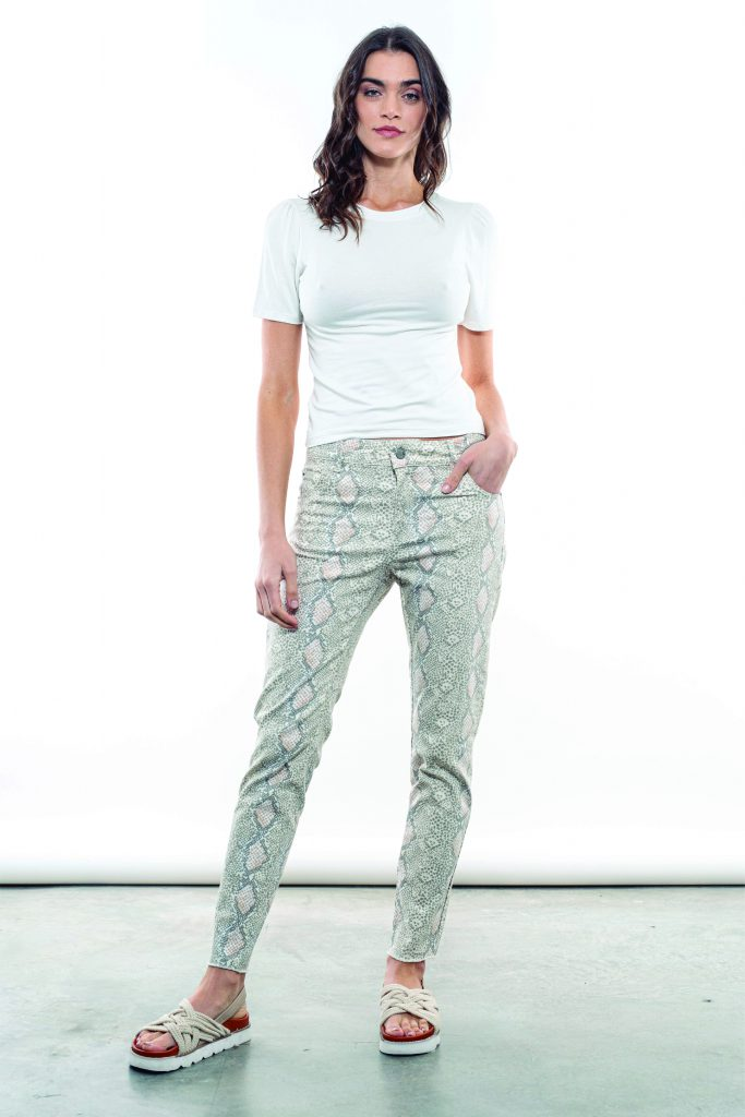pantalones estampado mujer kill verano 2021