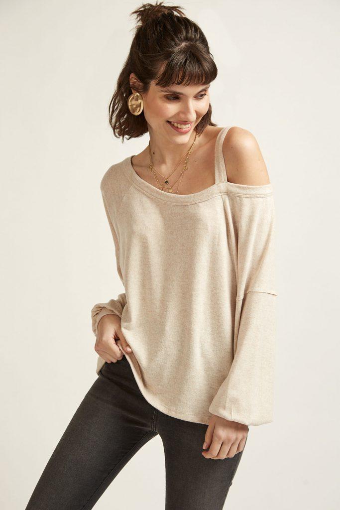 sweater hilo Cuesta blanca verano 2021
