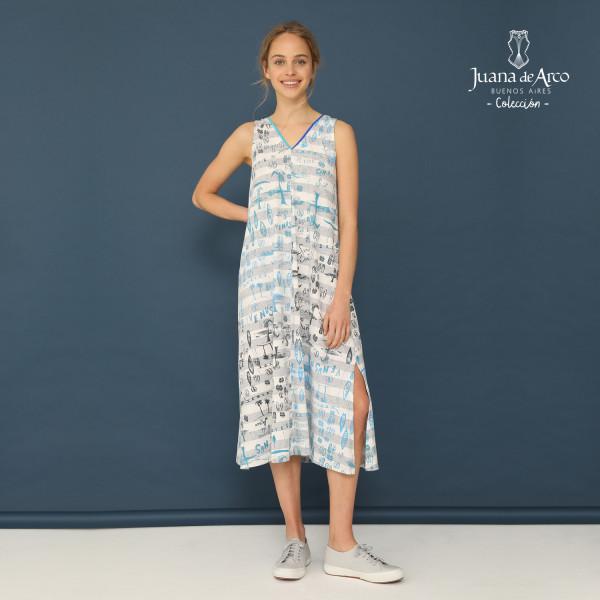 vestido casual juana de arco verano 2021