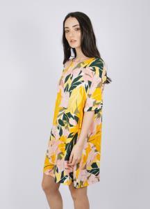 vestido tunica estampado verano 2021 Baloop