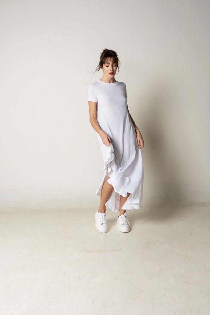 vestido tunica mangas cortas la cofradia verano 2021