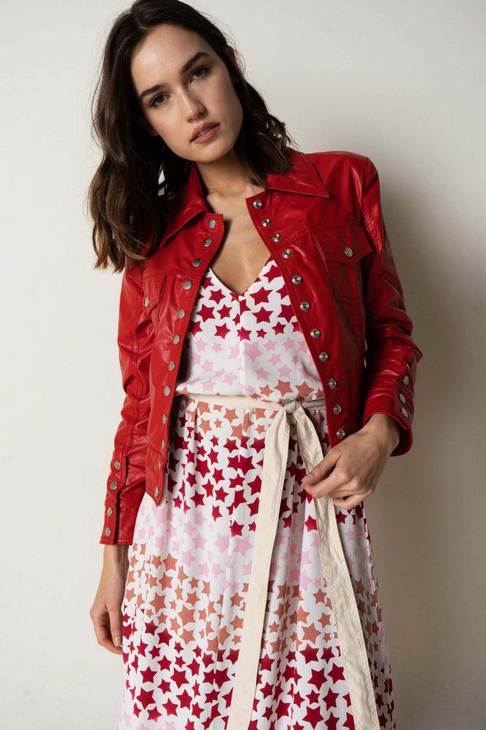 vestidos urbanos estampados la cofradia verano 2021