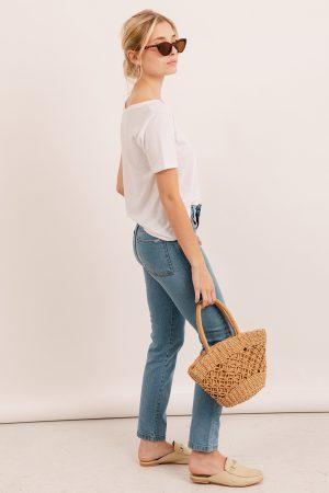 Jeans marca ropa materia verano 2021