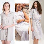 Vestidos camiseros de moda verano 2021