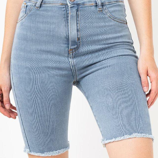 bermuda jeans chupin Surah verano 2021