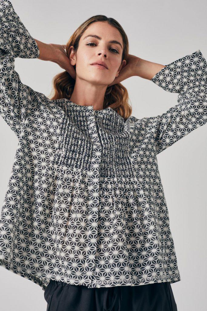 blusa bohemia Rapsodia verano 2021