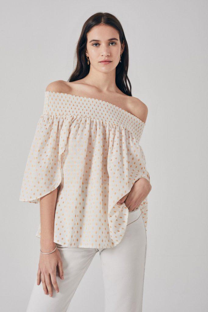blusa calada Rapsodia verano 2021