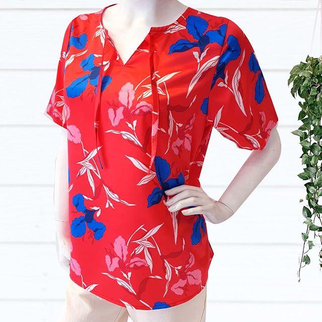 blusa casual estampada estampada para senoras verano 2021 Vulpes
