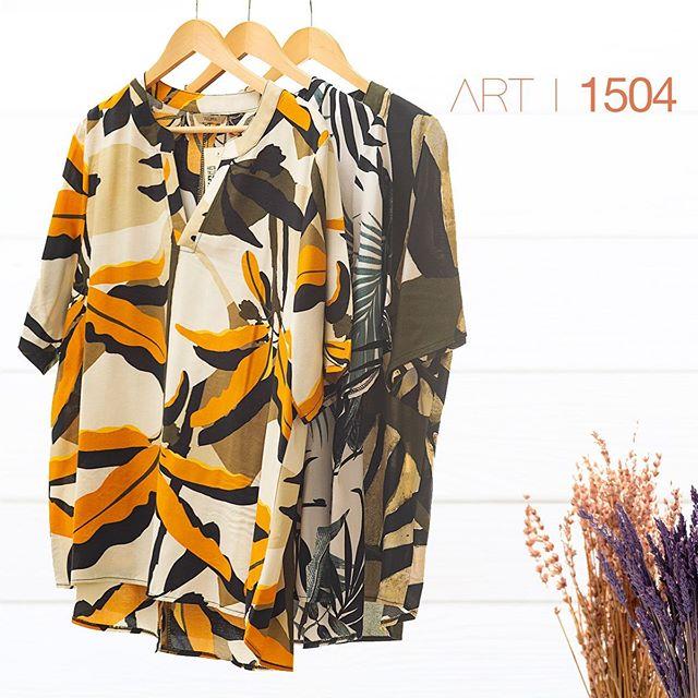 blusa tunica estampada para senoras verano 2021 Vulpes