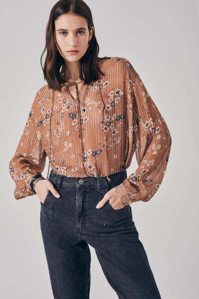 blusas estampadas Rapsodia verano 2021