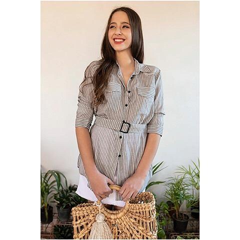 camisa casual Eva Miller verano 2021