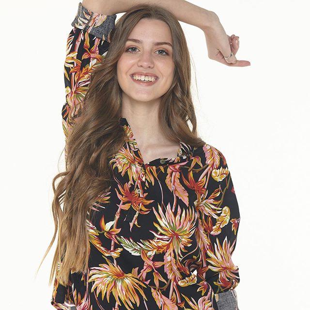 camisa estampadas mujer Julien verano 2021