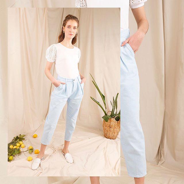jeans mom ted bodin verano 2021