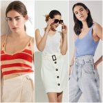 Blusas de hilo tejidas verano 2021 - Outfits