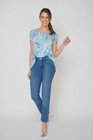 pantalon y remera batik Moravia Jeans verano 2021
