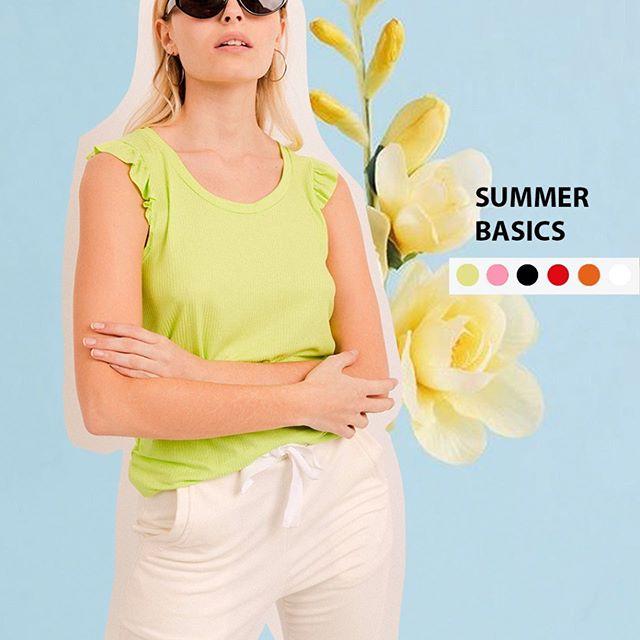 remera musculosas basica mujer marca ropa materia verano 2021
