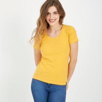 remeras lisas mujer mujer taverniti jeans verano 2021