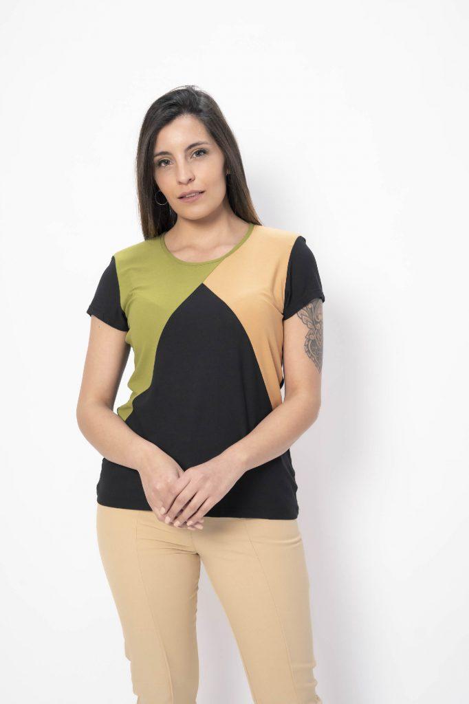 remeras y pantalones para senoras Chatelet verano 2021