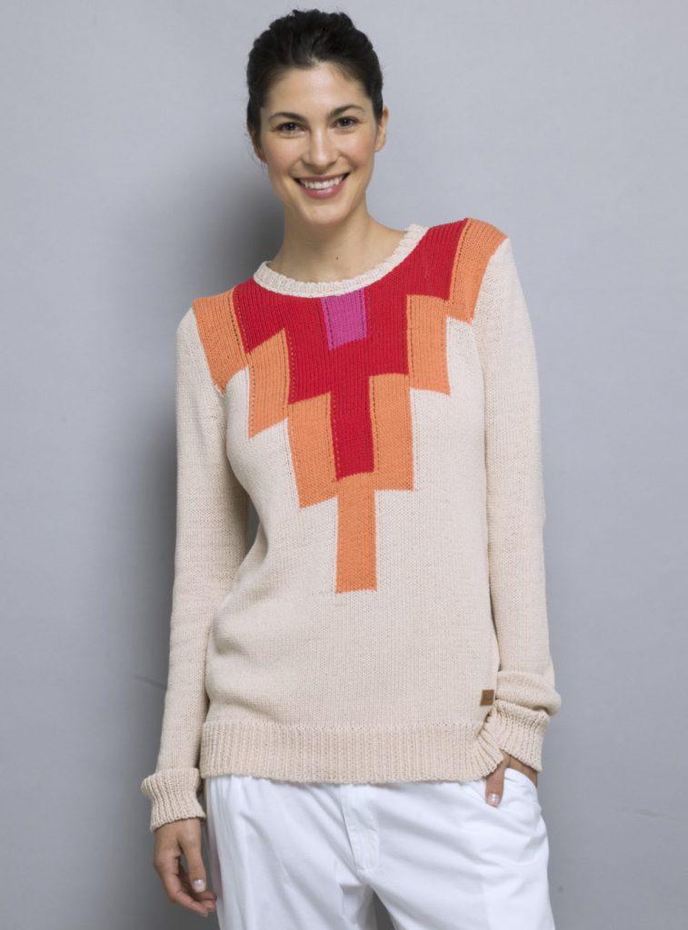 sweater mujer cardon verano 2021