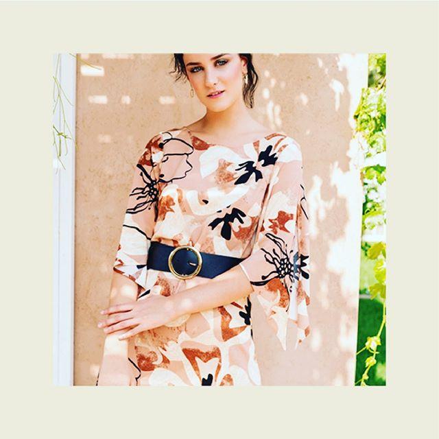 vestidos estampados para el dia Eva Miller verano 2021