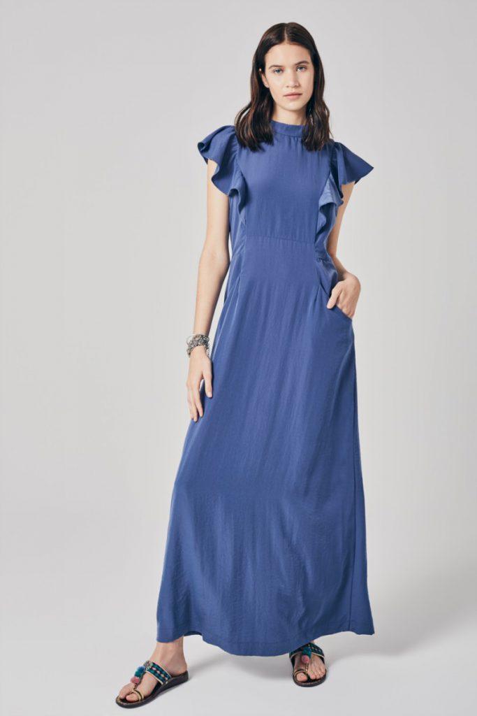 vestidos largo urbano Rapsodia verano 2021