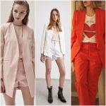 Blazer de moda para mujer verano 2021