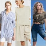 Outfits en bermudas para mujer verano 2021