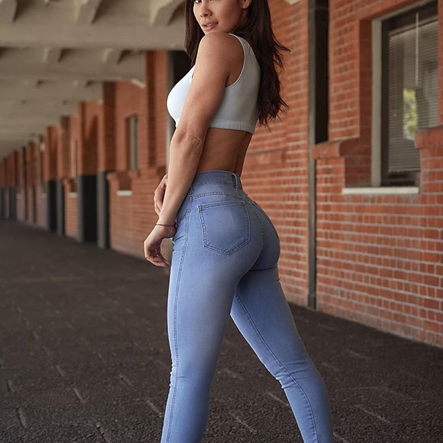 Scottkaen jeans chupin claro verano 2021