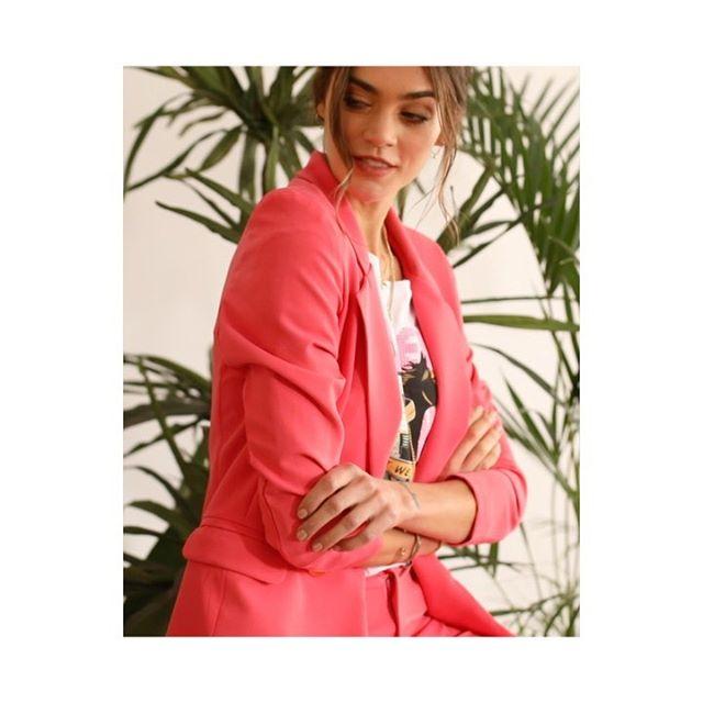 blazer colores Cenizas Coleccion verano 2021