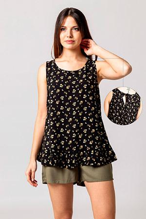 blusas estampadas Okoche verano 2021