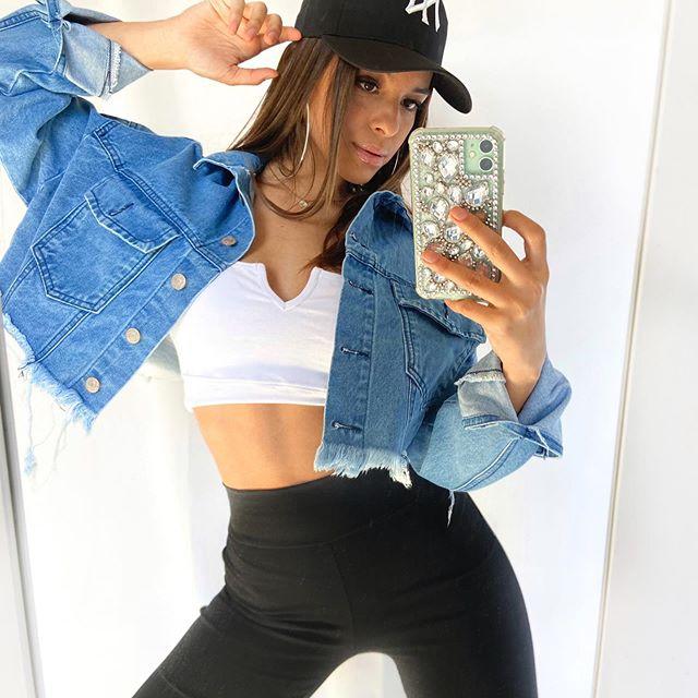 campera jeans rustica Ika verano 2021