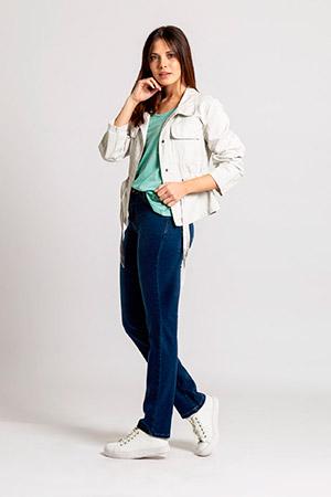 jeans clasicos Okoche verano 2021