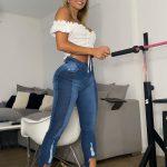 Las Locas jeans y short verano 2021