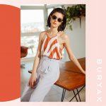 Buryak - looks para mujer verano 2021