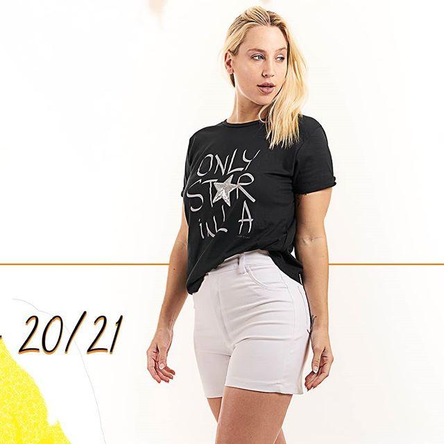 short blanco jeans Tibetano verano 2021