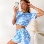 Outfits con short de algodon verano 2021 - Benka